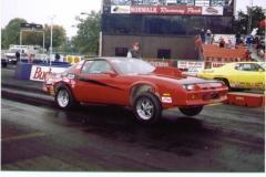 Camaro 2000 Bracket Finals