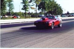 Camaro 2001 Bracket Finals