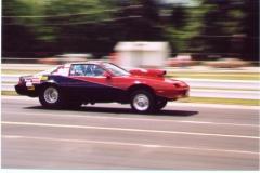 Camaro 2003 Season