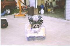 Camaro - New Engine