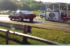 Camaro - The First Race