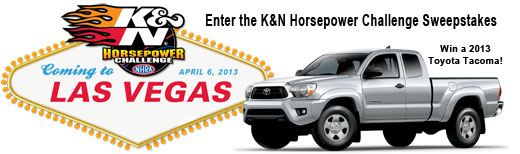 K&N Filters-Horsepower Challenge