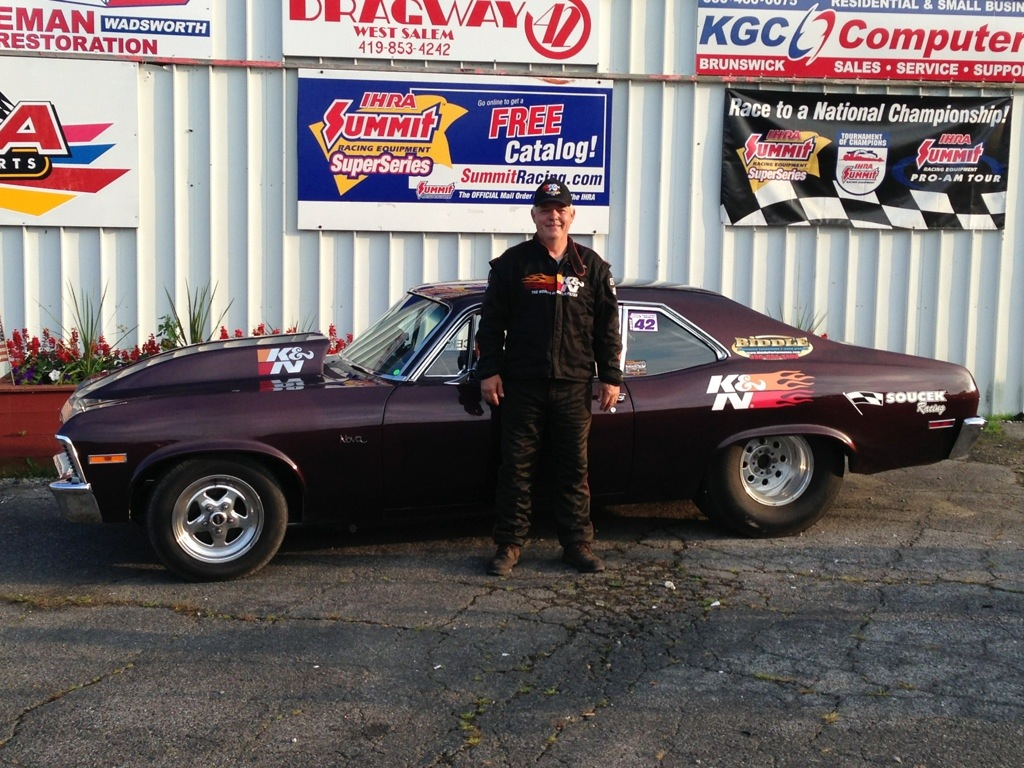 Joe Soucek Sr. Wins at Dragway 42!